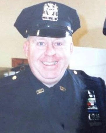 Police Officer Edward J. Fitzgerald | New York City Police Department, New York