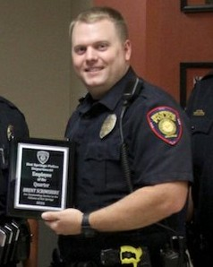 Corporal Brent William Perry Scrimshire | Hot Springs Police Department, Arkansas