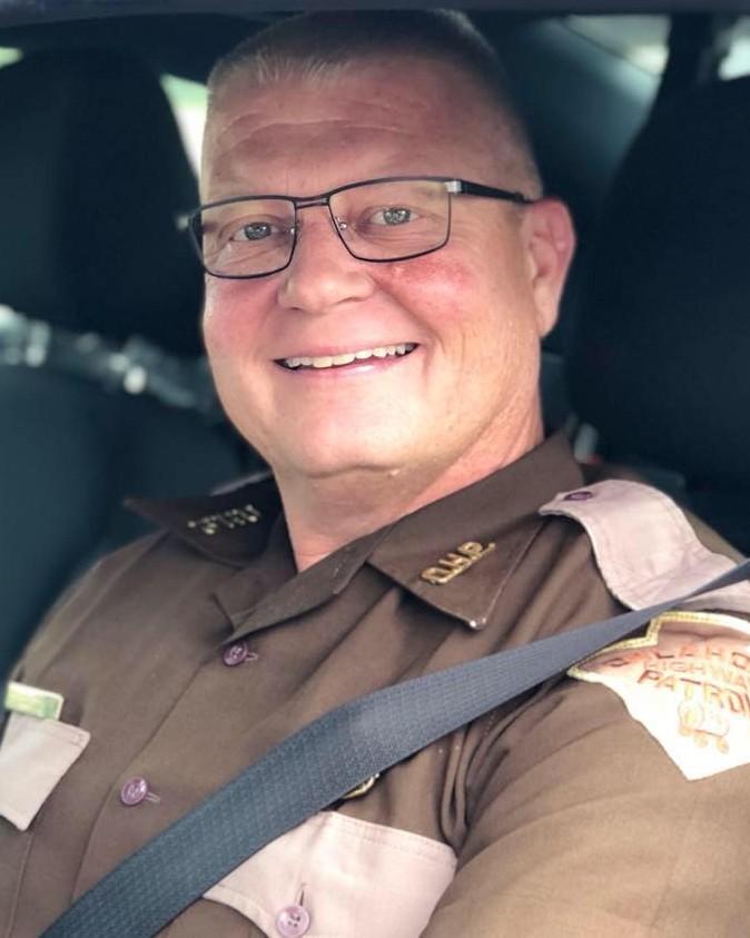 Trooper Daniel Boyd Martin | Oklahoma Highway Patrol, Oklahoma
