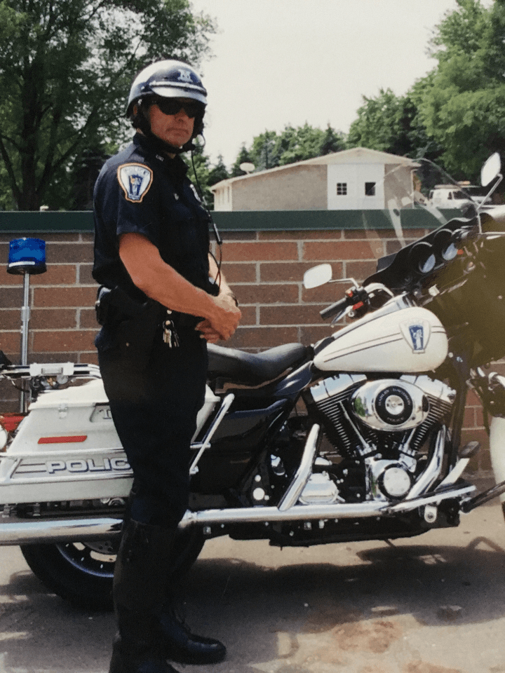 Police Officer William D. McCabe | Troy Police Department, Michigan