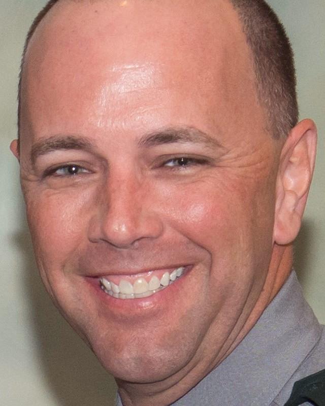 Sergeant Steven James Dodson   Collier County Sheriff's Office, Florida