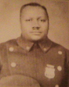 Patrolman Anthony E. Buckner   New York City Police Department, New York