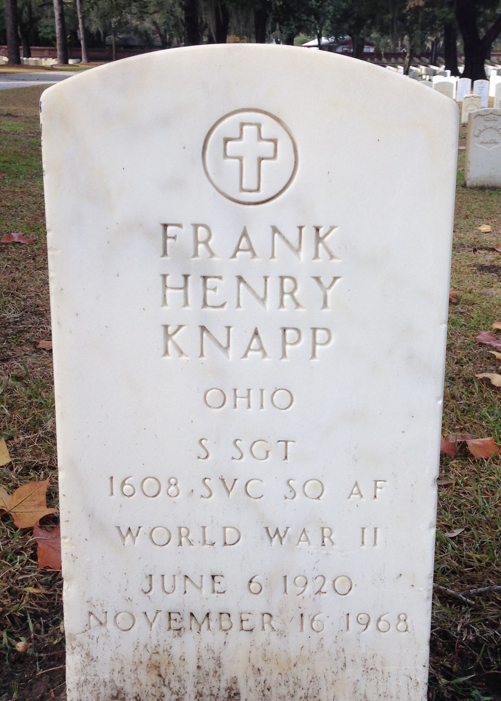 Police Officer Frank Henry Knapp | Walterboro Police Department, South Carolina