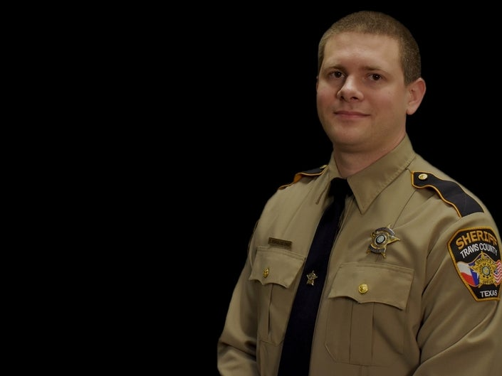Senior Deputy Christopher Scott Korzilius | Travis County Sheriff's Office, Texas