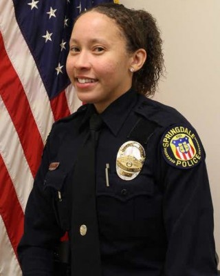 Police Officer Kaia Grant