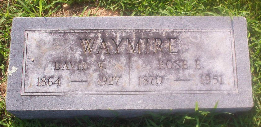 City Marshal David William Waymire | Crane Police Department, Missouri