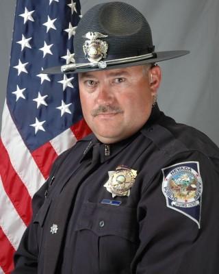 Sergeant Ben Jenkins