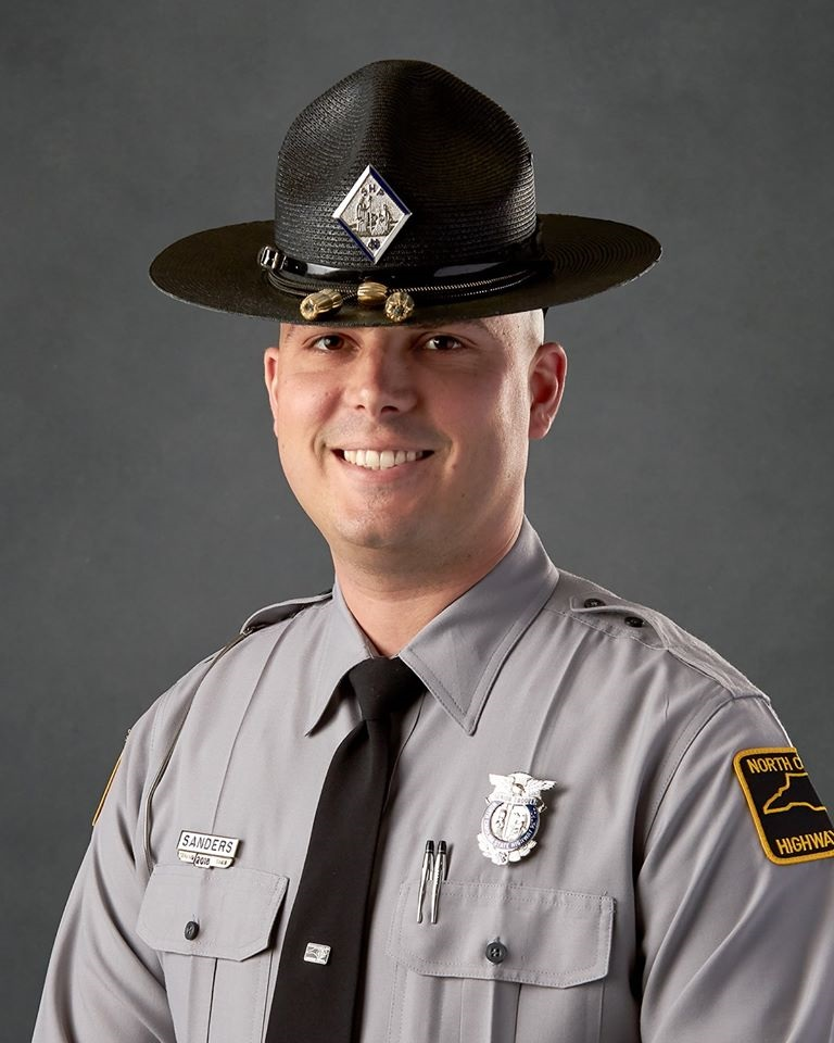 Trooper Nolan James Sanders | North Carolina Highway Patrol, North Carolina