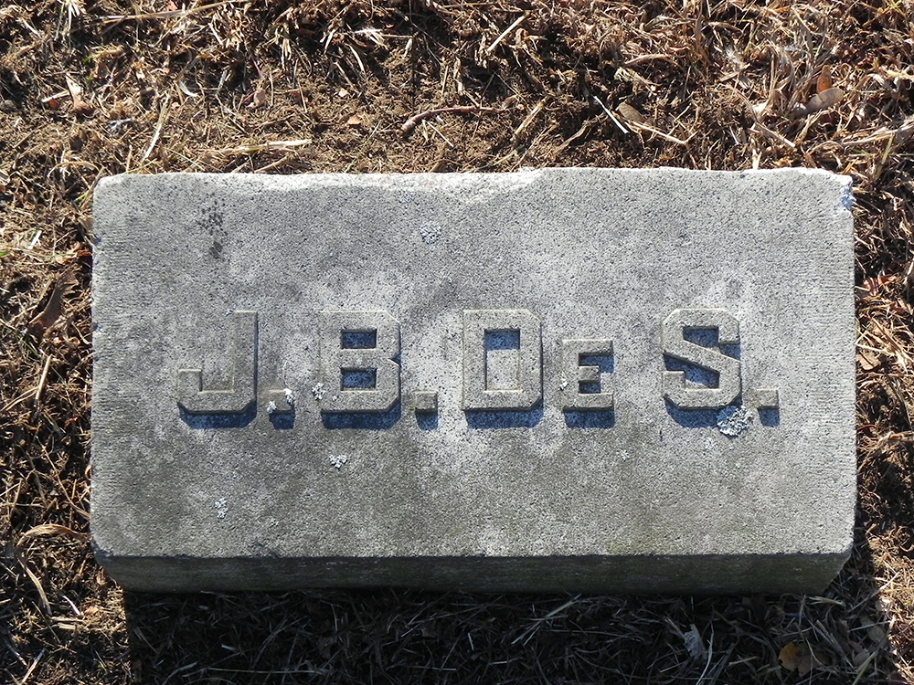 Inspector James B. De Shazo | Massachusetts District Police, Massachusetts