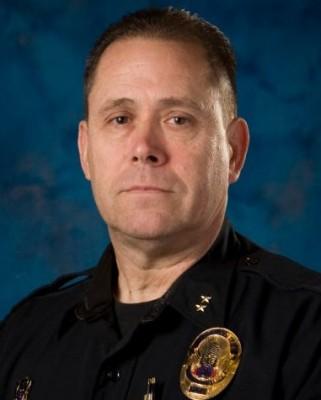 Commander Greg Carnicle