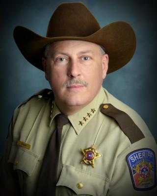 Sheriff Kirk A. Coker
