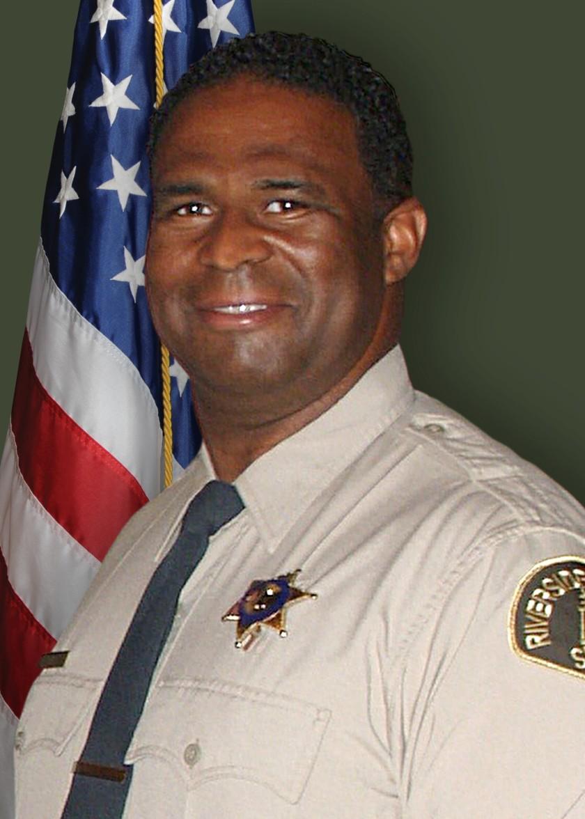 Deputy Sheriff Terrell Young | Riverside County Sheriff's Department, California