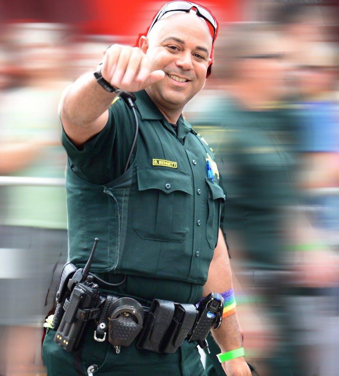 Deputy Sheriff Shannon Bennett | Broward County Sheriff's Office, Florida