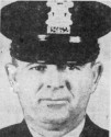 Police Officer Benton J. Hacker | Detroit Police Department, Michigan