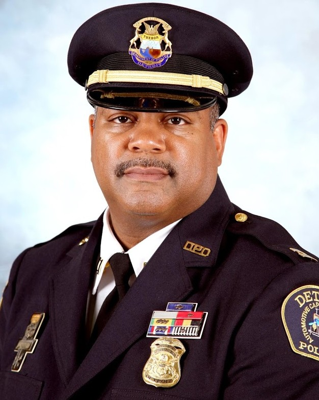 Captain Jonathan Parnell | Detroit Police Department, Michigan