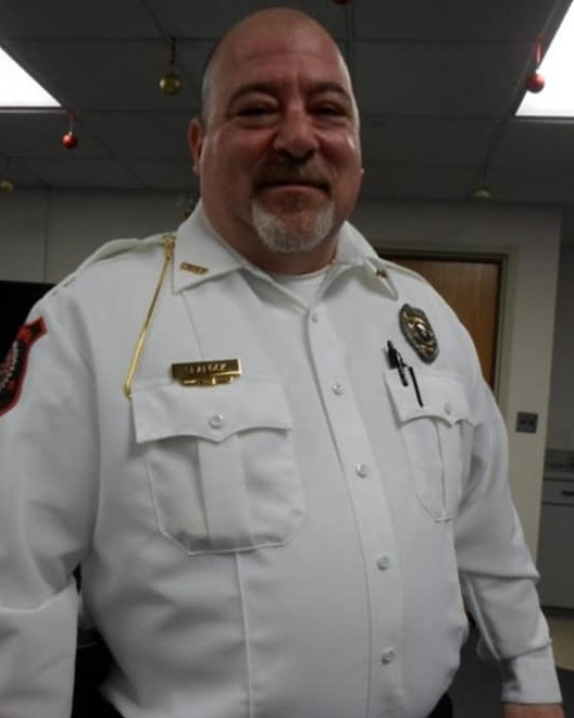 Chief of Police Robert William Sealock | Aliquippa City Police Department, Pennsylvania