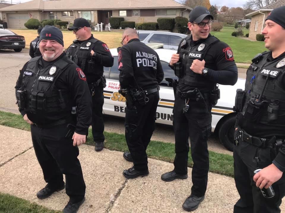 Chief of Police Robert William Sealock | Aliquippa City Police Department, Pennsylvania