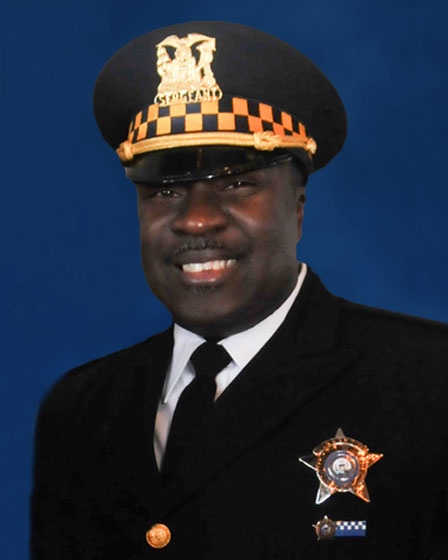 Sergeant Clifford W. Martin, Sr. | Chicago Police Department, Illinois