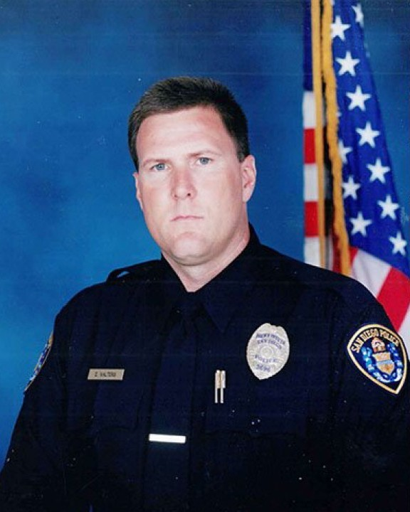 Police Officer Dan Walters | San Diego Police Department, California