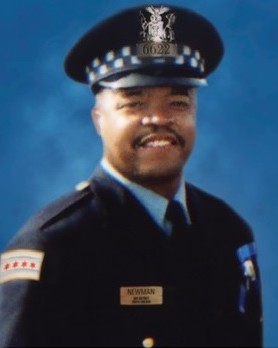 Police Officer Ronald Newman | Chicago Police Department, Illinois