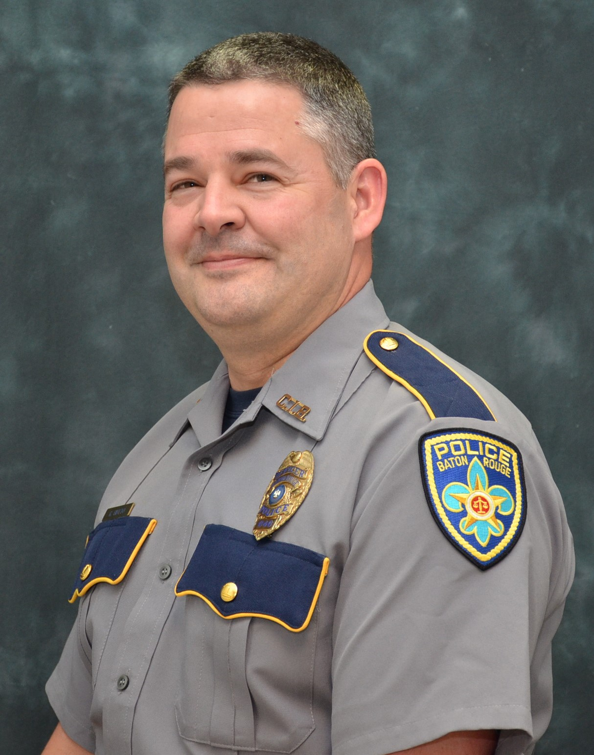 Lieutenant Glenn Dale Hutto, Jr. | Baton Rouge Police Department, Louisiana