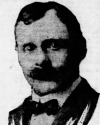 Special Agent Alexander Lang | The Belt Railway Company of Chicago Police Department, Railroad Police