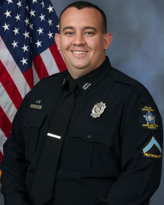 Police Officer Michael S. Mosher