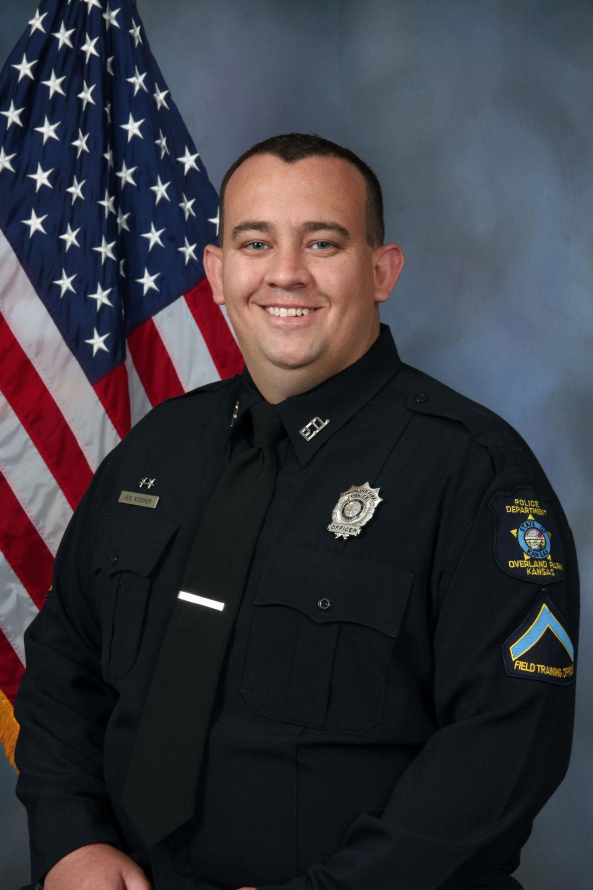 Police Officer Michael S. Mosher | Overland Park Police Department, Kansas