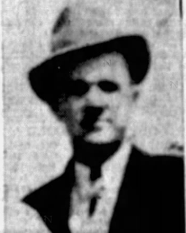 State Constable Julian Benjamin