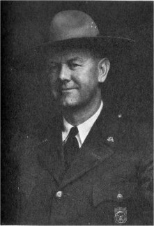 Chief Park Ranger Forest Sanford Townsley | United States Department of the Interior - National Park Service, U.S. Government
