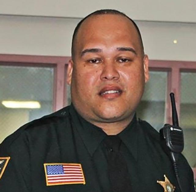 Sergeant Jose A. Diaz-Ayala | Palm Beach County Sheriff's Office, Florida