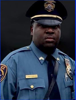 Sergeant AlTerek Patterson | Bedminster Township Police Department, New Jersey