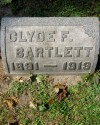 Sergeant Clyde F. Bartlett | New York Central Railroad Police Department, Railroad Police