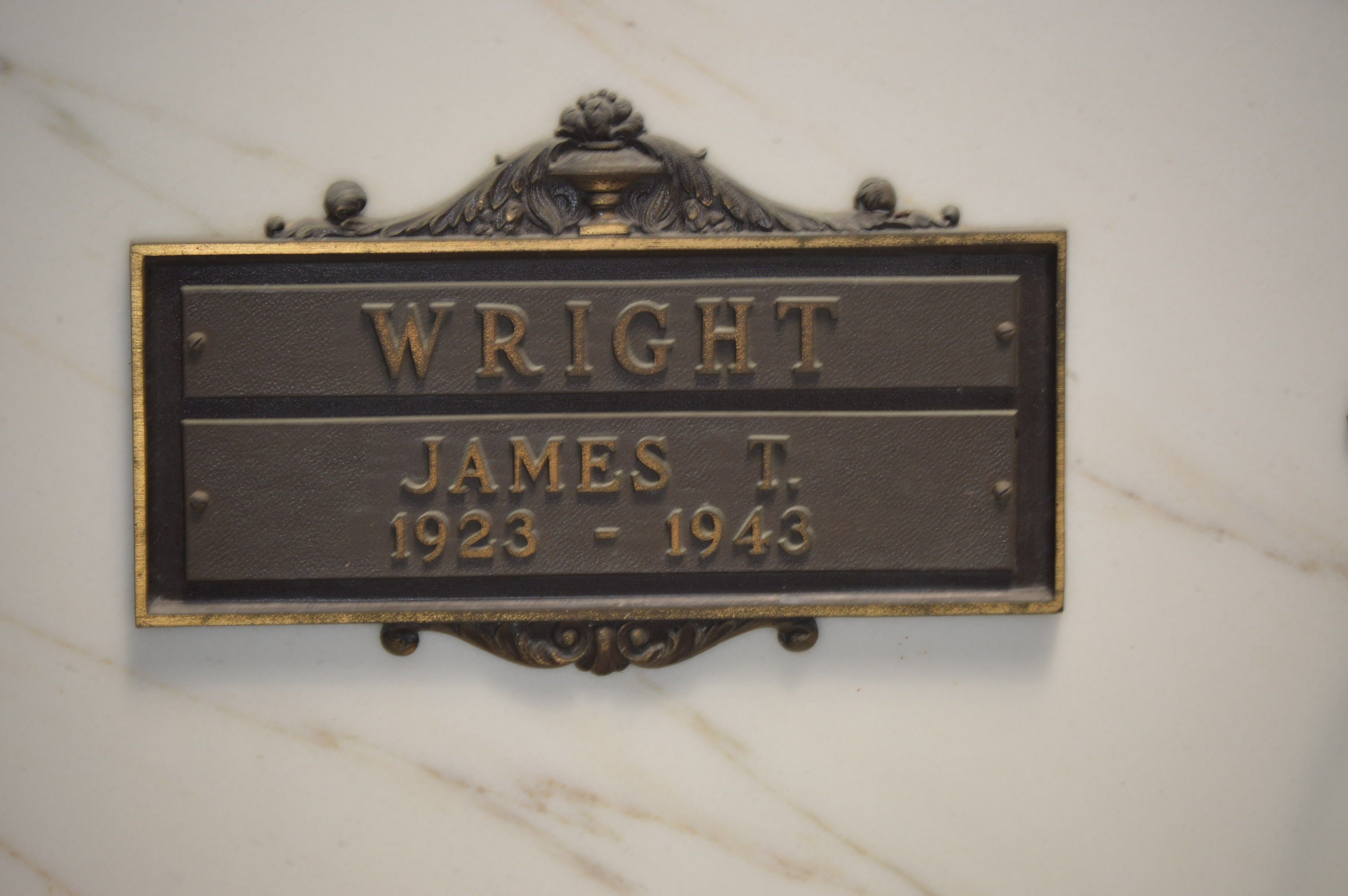 Private James T. Wright | United States Army Military Police Corps, U.S. Government