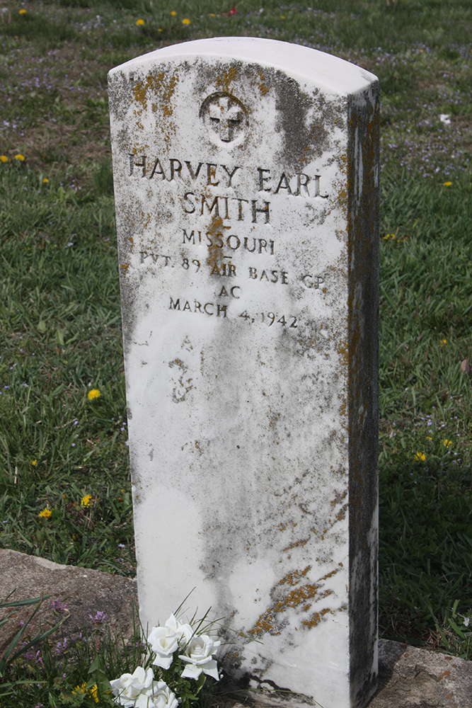 Private Harvey Earl Smith | United States Army Military Police Corps, U.S. Government