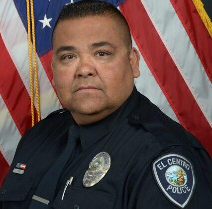 Police Officer Efren Coronel | El Centro Police Department, California