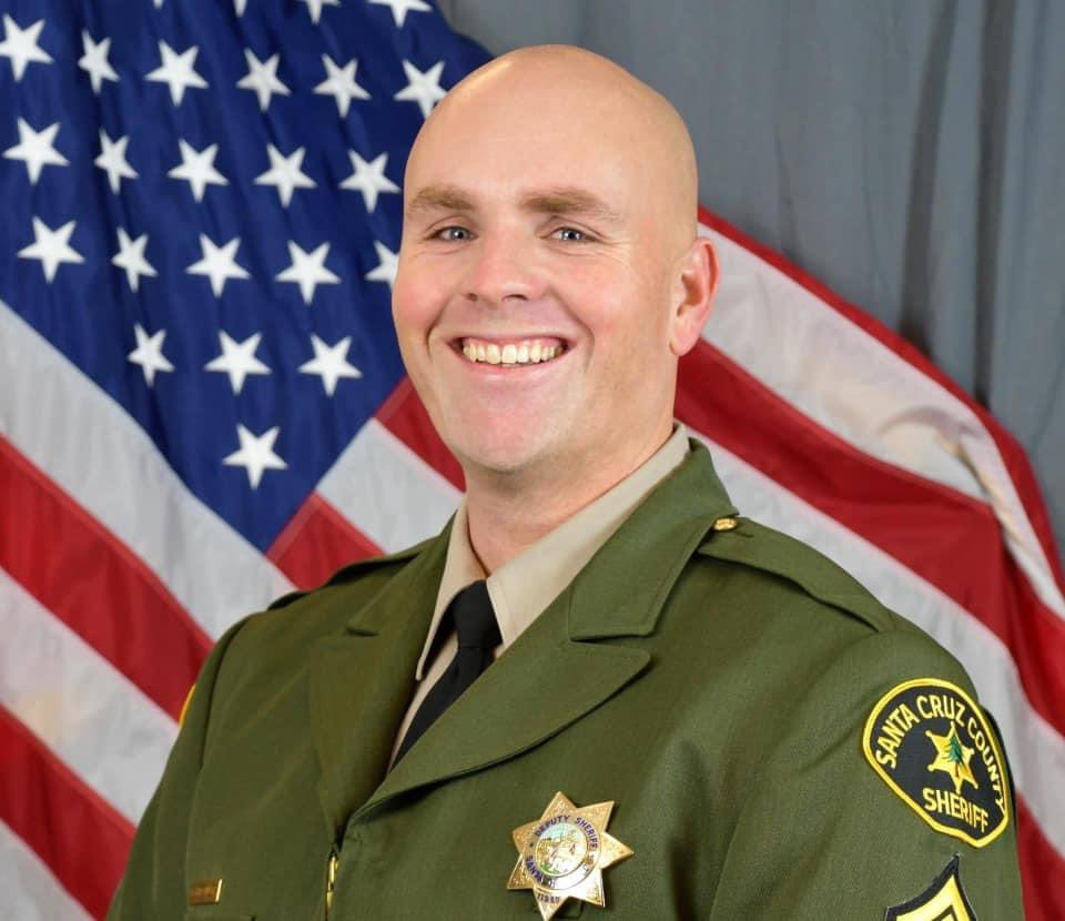 Sergeant Damon Gutzwiller | Santa Cruz County Sheriff's Office, California