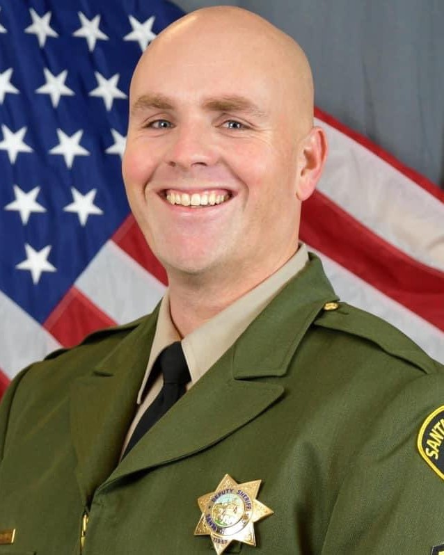 Sergeant Damon C. Gutzwiller | Santa Cruz County Sheriff's Office, California