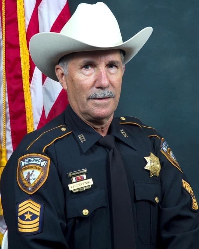 Sergeant Raymond John Scholwinski | Harris County Sheriff's Office, Texas