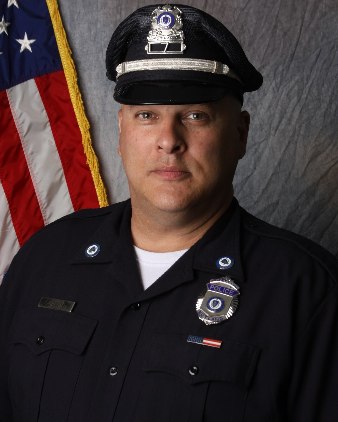 Detective John D. Songy | Rutland Police Department, Massachusetts