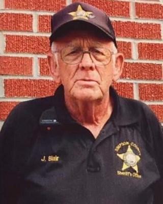 Deputy Sheriff James Blair