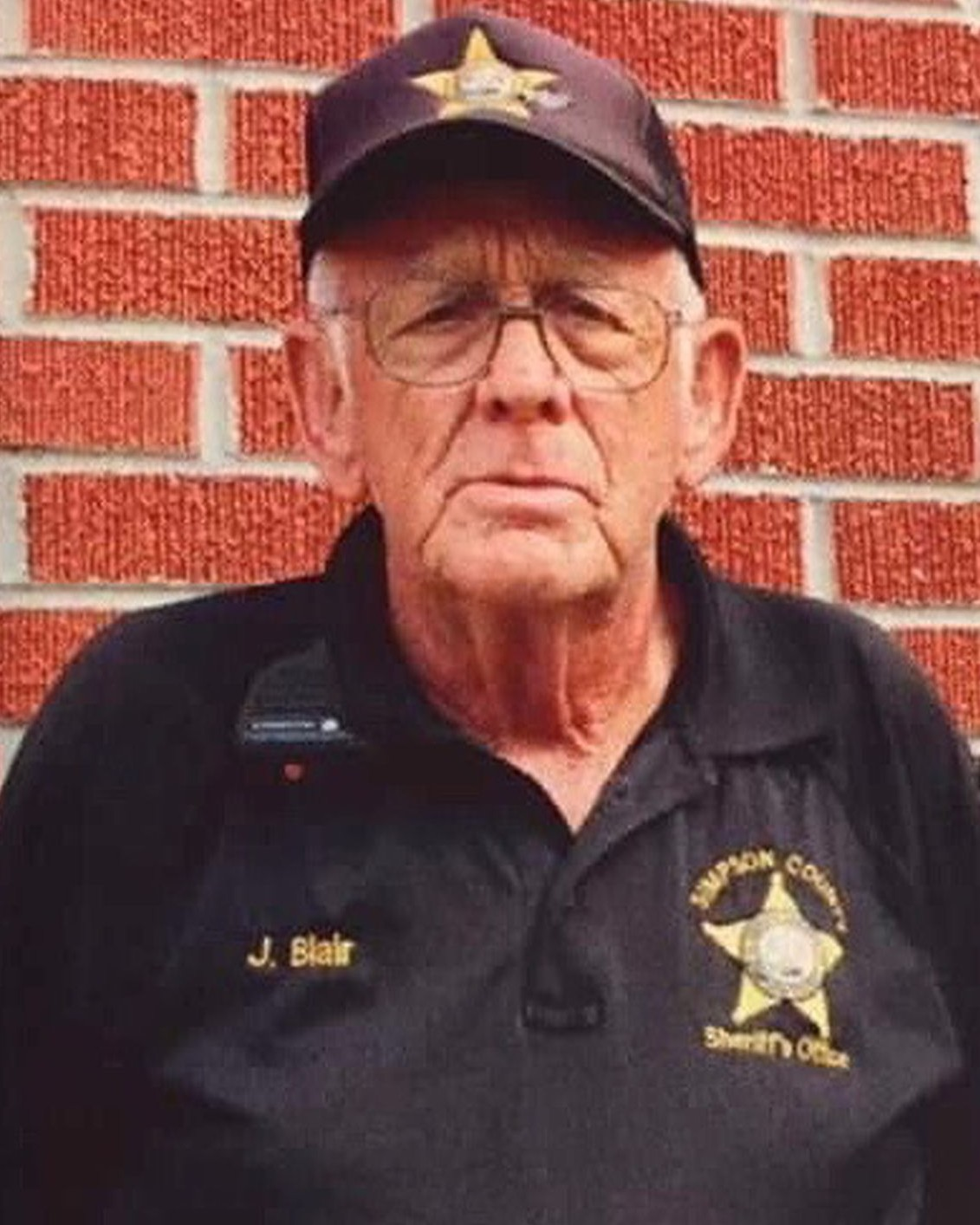 Deputy Sheriff James H. Blair | Simpson County Sheriff's Office, Mississippi