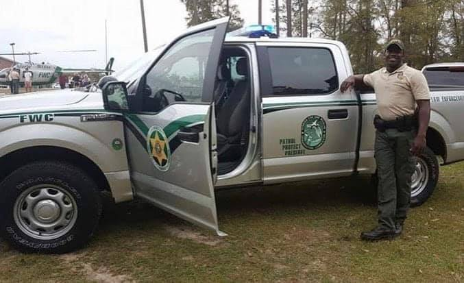 Wildlife Officer Julian Keen, Jr. | Florida Fish and Wildlife Conservation Commission, Florida