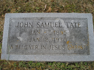 Night Watchman John Samuel Tate, Sr. | Gonzales Police Department, Texas