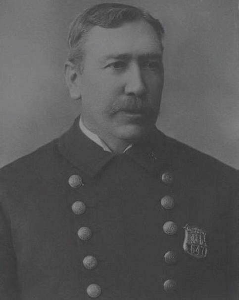 Patrolman Thomas Herbert | New York City Police Department, New York