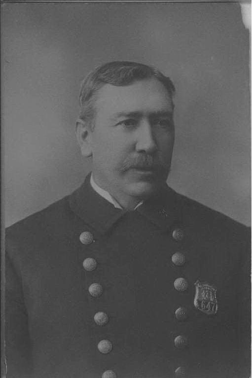 Patrolman Thomas A. Herbert | New York City Police Department, New York