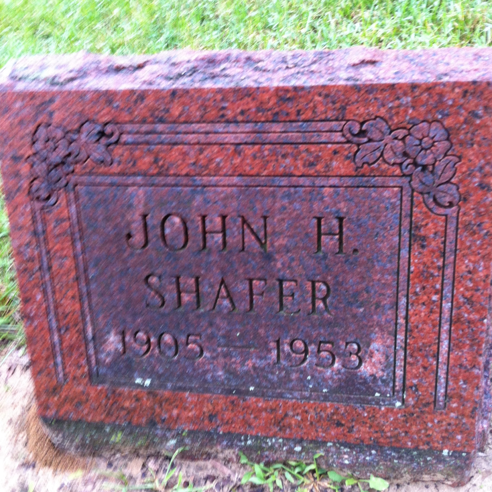Detective John H. Shafer | New York, Chicago and St. Louis Railroad Police Department, Railroad Police