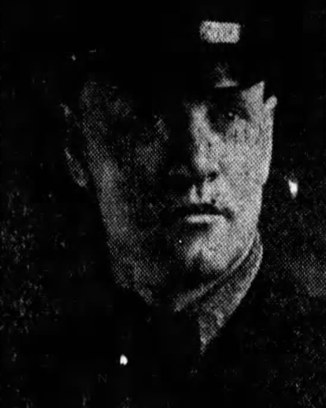 Sergeant Harry Howard Goodrich   Delaware and Hudson Railway Police Department, Railroad Police