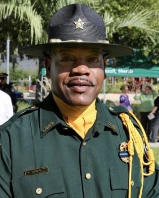 Master Detention Deputy Lynn Jones