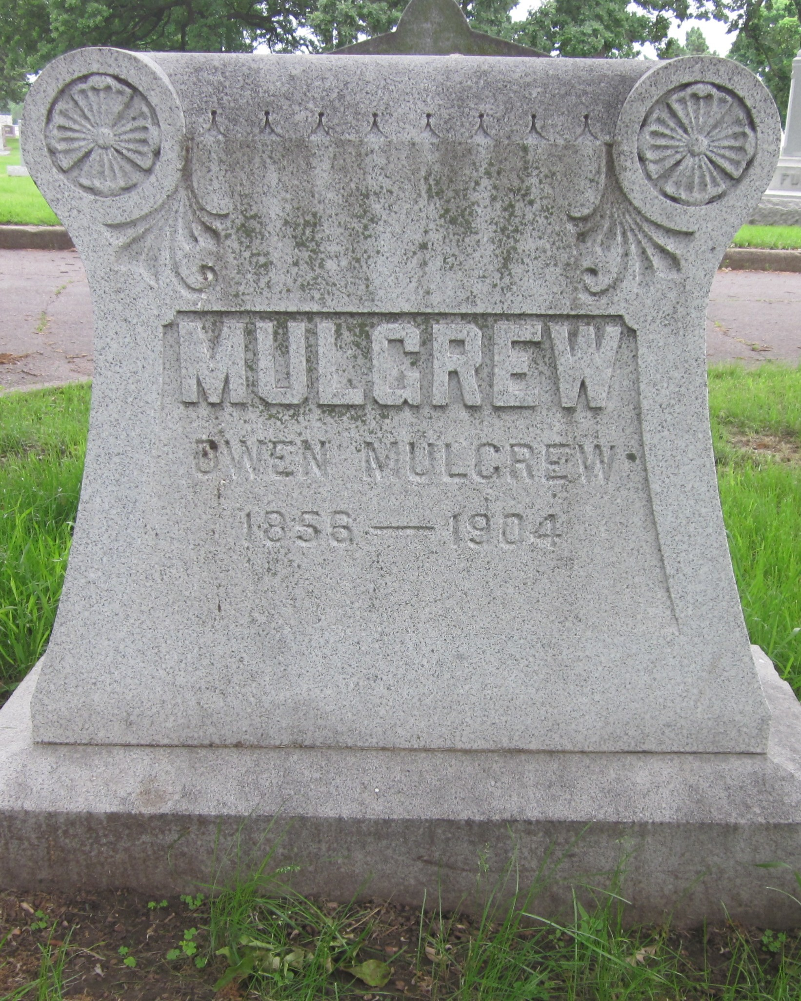 Special Officer Owen Mulgrew | Great Northern Railway Police Department, Railroad Police